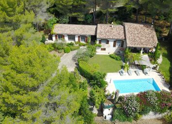 Thumbnail 5 bed property for sale in Le Rouret, Alpes Maritimes, France