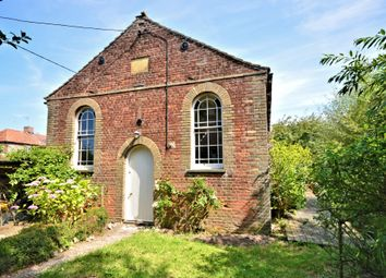 Thumbnail 1 bed detached house for sale in Walsingham Road, Burnham Thorpe, King's Lynn