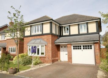 Thumbnail 4 bedroom detached house for sale in Yew Tree Avenue, Saughall, Chester