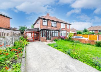 Thumbnail 3 bed semi-detached house for sale in Lingwell Crescent, Middleton, Leeds