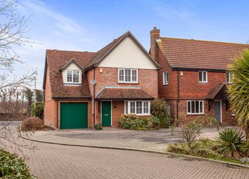 Thumbnail 3 bed detached house for sale in Caysers Croft, East Peckham, Tonbridge