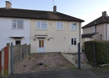 Thumbnail 3 bed semi-detached house for sale in Limehurst Road, Leicester