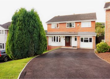 Thumbnail 5 bed detached house for sale in Osbaston, Monmouth