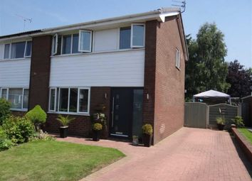 Thumbnail 3 bed semi-detached house for sale in Sevenoaks, Leigh