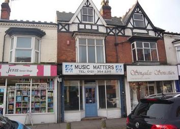 Thumbnail Retail premises to let in 10 Boldmere Road, Boldmere, Sutton Coldfield