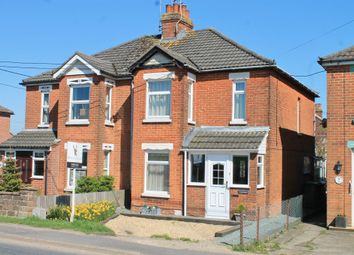 Thumbnail 3 bedroom semi-detached house for sale in Winchester Road, Waltham Chase, Southampton