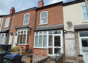 Thumbnail 2 bed terraced house to rent in Hill Grove, Wellington Road, Handsworth, Birmingham