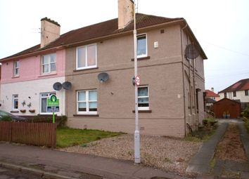 Thumbnail 2 bed flat for sale in Gallacher Avenue, Leven