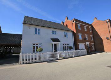 Thumbnail 4 bed detached house for sale in Deyley Way, Singleton, Ashford