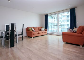 Thumbnail 2 bed flat to rent in Drake House, St George Wharf, London, London