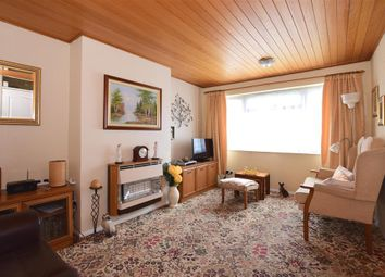 Thumbnail 2 bed semi-detached bungalow for sale in Winston Road, Strood, Rochester, Kent
