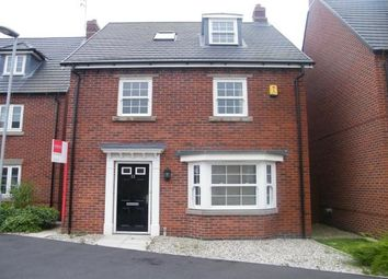Thumbnail 4 bed detached house to rent in Orlando Drive, Great Sankey, Warrington