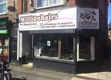Thumbnail Commercial property for sale in Church Road, Northenden, Manchester