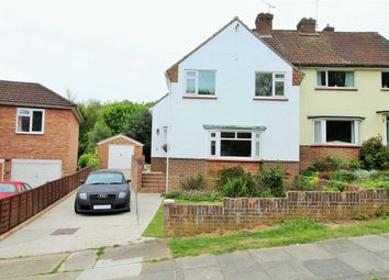 Thumbnail 3 bed semi-detached house for sale in Fitzwilliam Road, Lexden, Colchester