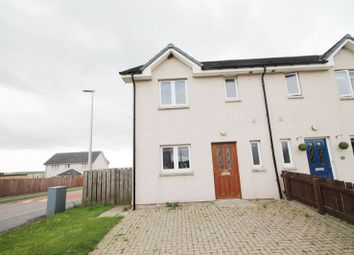 Thumbnail 3 bed semi-detached house for sale in 18, Den View, Maud Aberdeenshire AB424Pb