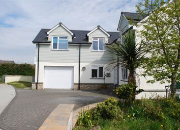 Thumbnail 4 bed detached house for sale in St. Buryan, Penzance