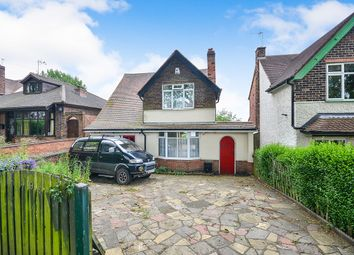 Thumbnail 3 bed detached house for sale in Nottingham Road, Eastwood, Nottingham
