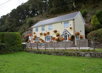 Thumbnail 4 bed detached house for sale in Blackmill, Bridgend, Mid Glamorgan.