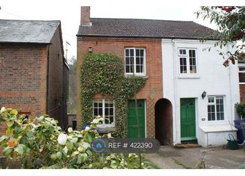 Thumbnail 2 bed semi-detached house to rent in Peperharow Road, Godalming