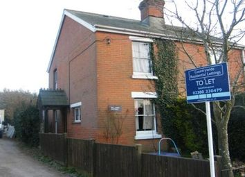 Thumbnail 2 bed cottage to rent in Winsor Road, Winsor, Southampton