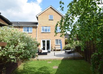 Thumbnail 4 bed town house for sale in Lambourne Way, Portishead, Bristol