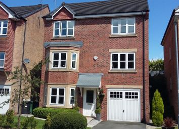 Thumbnail 5 bedroom detached house for sale in Kingsbury Close, Bury