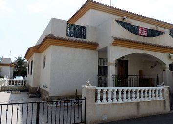 Thumbnail 2 bed town house for sale in Urb Iria V, Playa Flamenca, Alicante, Valencia, Spain