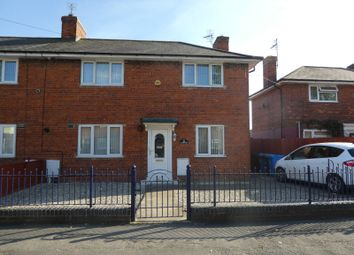 Thumbnail 3 bedroom semi-detached house for sale in St. Johns Grove, Hull