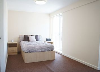 Thumbnail 1 bed flat to rent in Accessible Large Studio, Bywater House, Edgbaston, Birmingham