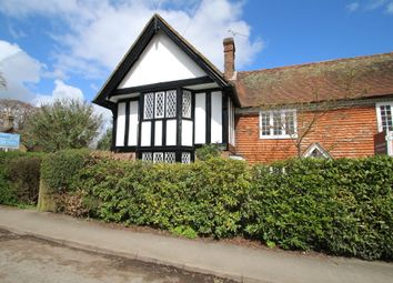 Thumbnail 3 bed cottage for sale in The Street, Benenden, Cranbrook