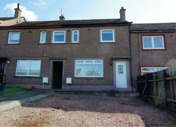 Thumbnail 3 bed terraced house for sale in Conon Terrace, Arbroath