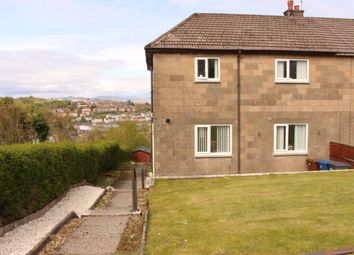Thumbnail 3 bed semi-detached house for sale in Penneyfern Road, Greenock
