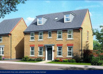 Thumbnail 5 bed detached house for sale in The Buckingham, Great Pastures, Station Road, Warboys
