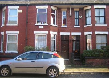 Thumbnail 4 bed terraced house to rent in Redruth Street, Manchester