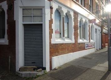 Thumbnail Retail premises to let in 154 Alfreton Road, Nottingham