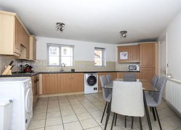 Thumbnail 3 bed end terrace house for sale in The Squires, Woodston, Peterborough