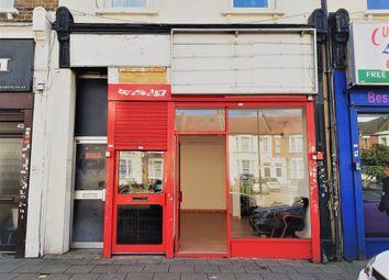 Retail premises to let in Romford Road, London E7