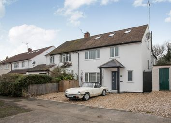 Thumbnail 5 bed semi-detached house for sale in Grove Avenue, Harpenden