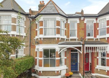 Thumbnail 4 bed flat to rent in Mayhill Road, London