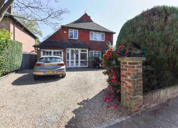 Thumbnail 3 bed detached house for sale in Lincoln Drive, Pyrford, Woking