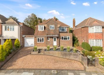 Benett Drive, Hove BN3. 4 bed detached house for sale