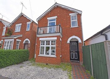 Thumbnail 3 bed detached house for sale in Windsor Road, Farnborough