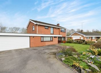 Thumbnail 4 bed detached house for sale in The Shrubberies, Cannon Hill, Coventry, West Midlands