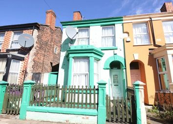 Thumbnail 3 bedroom semi-detached house for sale in Wordsworth Street, Toxteth, Liverpool