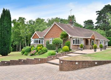 Thumbnail 3 bed detached bungalow for sale in Copthorne, West Sussex