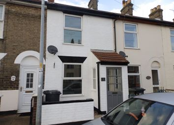 Thumbnail 2 bedroom terraced house to rent in Lower Cliff Road, Gorleston, Great Yarmouth