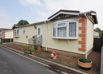 Thumbnail 2 bed mobile/park home for sale in First Avenue, Kingsleigh Park Homes, Benfleet