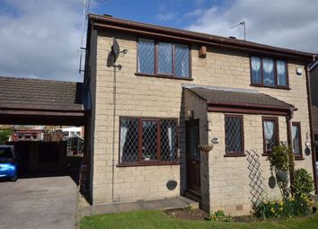 Thumbnail 2 bed semi-detached house to rent in Campsall Park Road, Campsall, Doncaster