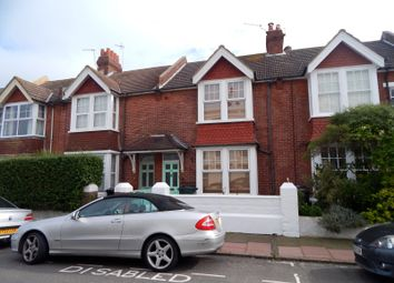 Thumbnail 3 bed terraced house to rent in Latimer Road, Eastbourne