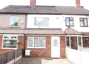 Thumbnail 2 bed terraced house for sale in Wood Street, Wood End, Atherstone